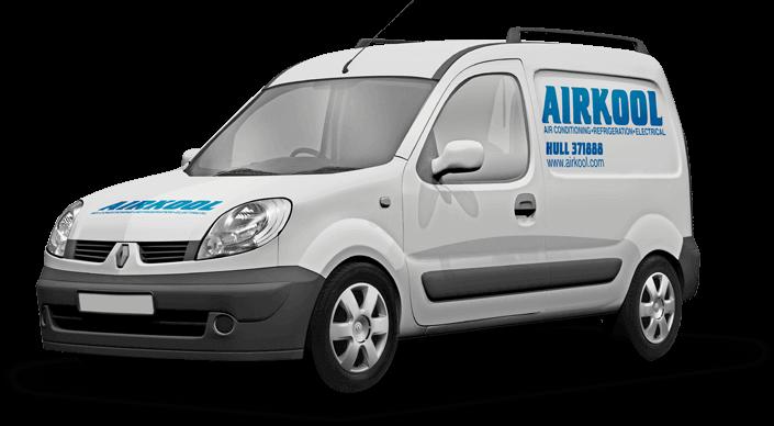 Airkool Van Image